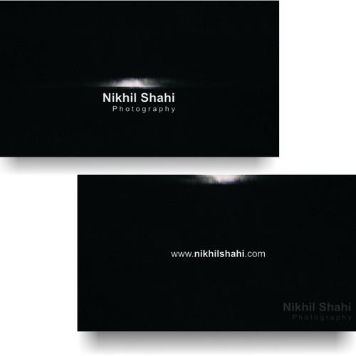 card for Nikhil Shahi Photography