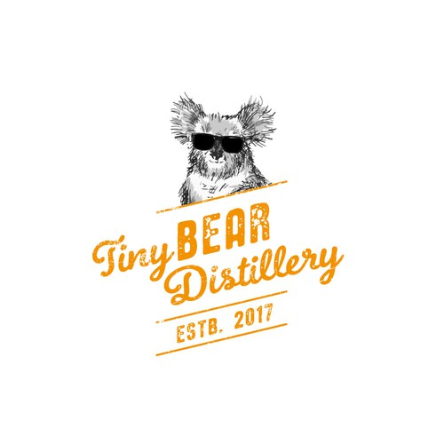 Logo for a distillery ...