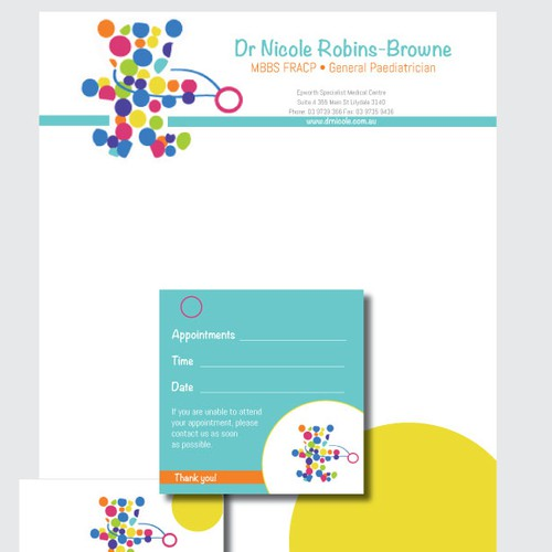 Business Card/Letterhead