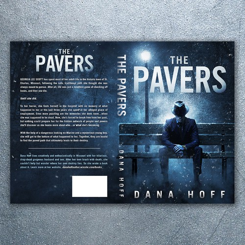 Cover Design for  Dana Hoff