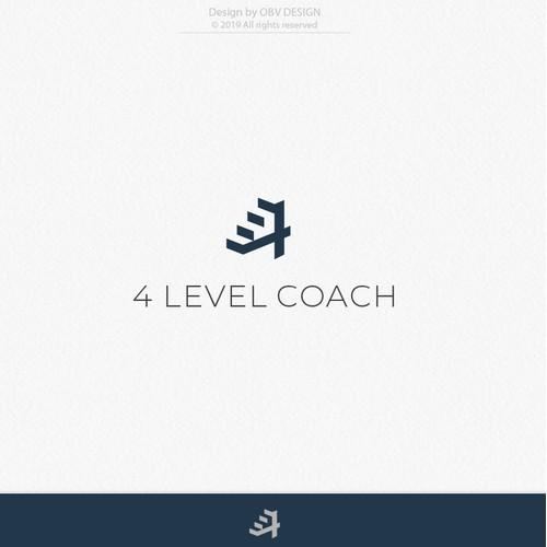 Logo idea for the personal coach