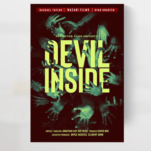 Movie poster for Devil Inside