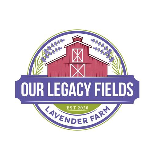 lavender farm logo
