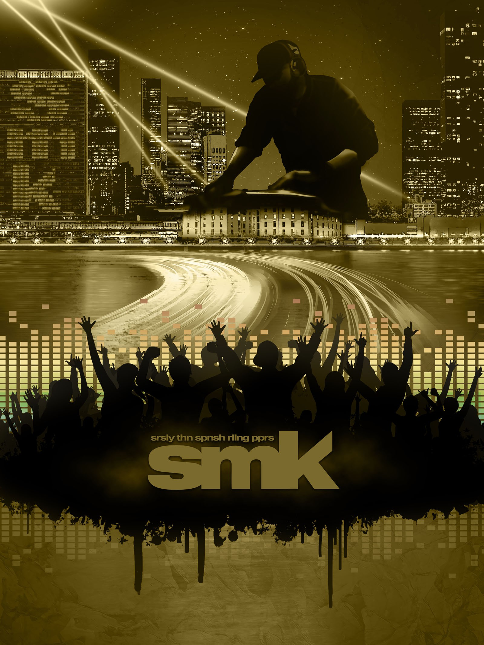 smk Rolling Papers Needs An Amazing Poster