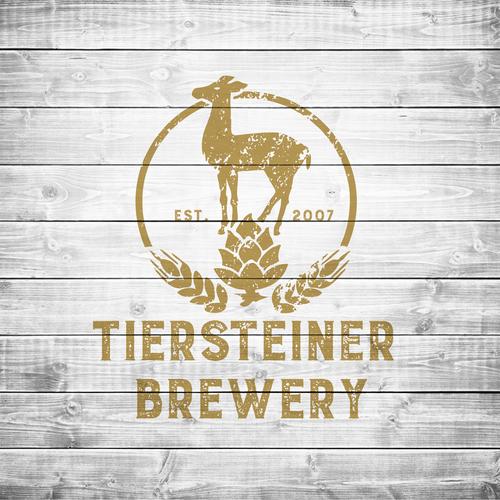 Brauerei Logo mit regionalem Bezug