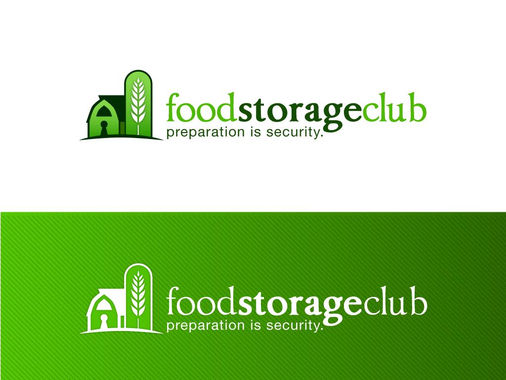 Create the next logo for Food Storage Club
