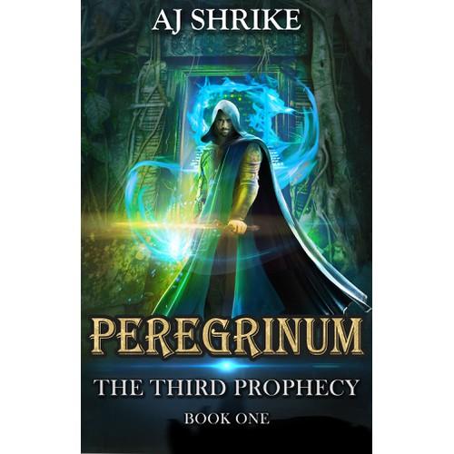 Peregrinum- Fantasy cover