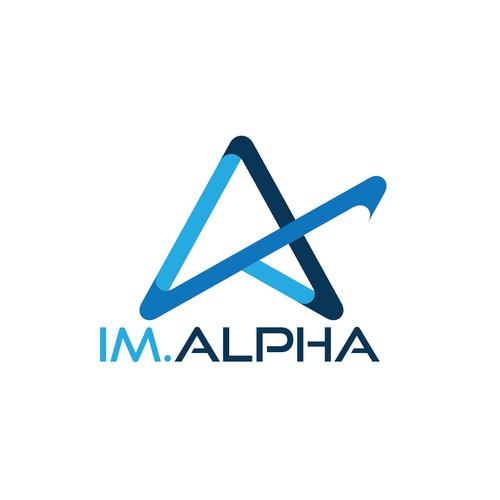 logo im.alpha