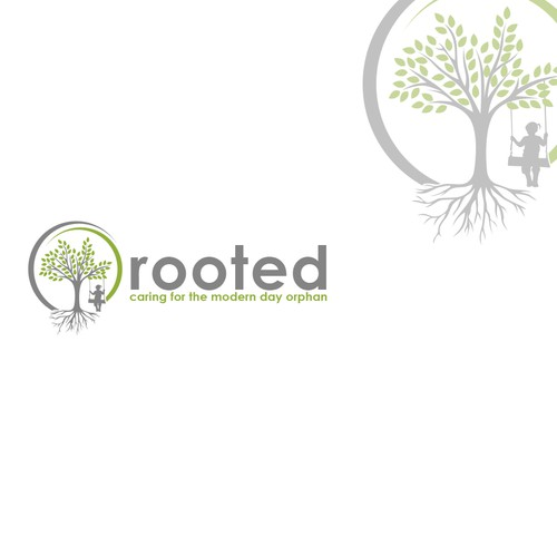 Clean logo for Rooted