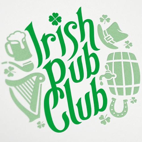 Irish Pub Club Logo