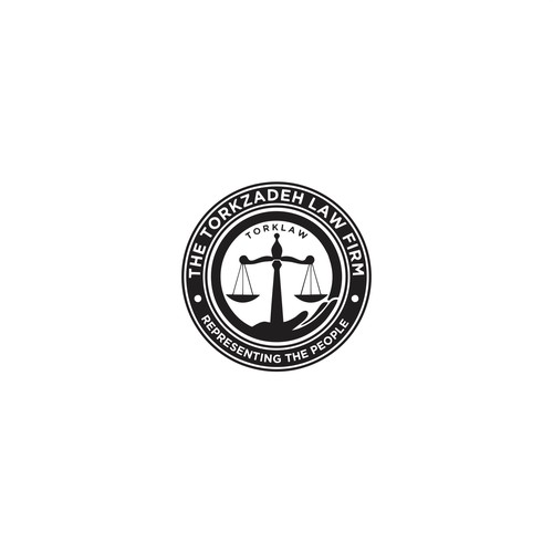 Need Redesign of Emblem Logo for Law Firm