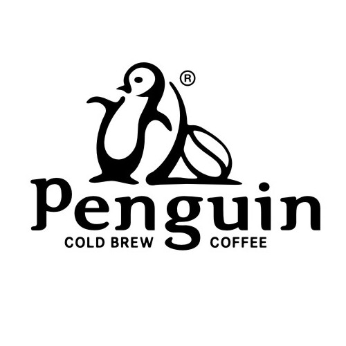 Logo Concept for Penguin - Cold Brew Coffee