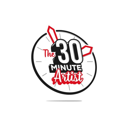 Logo for The 30 Min Artist