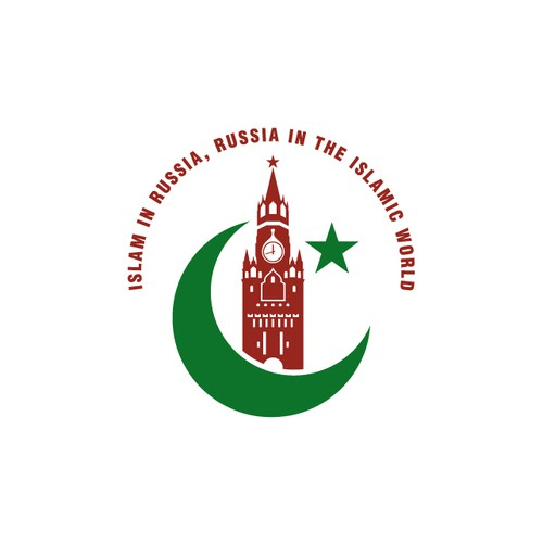 Logo for an academic project on Russia and the Islamic World