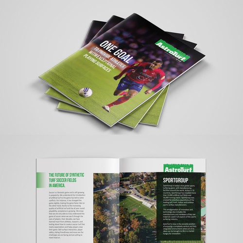 AstroTurf - Bi-fold Brochure