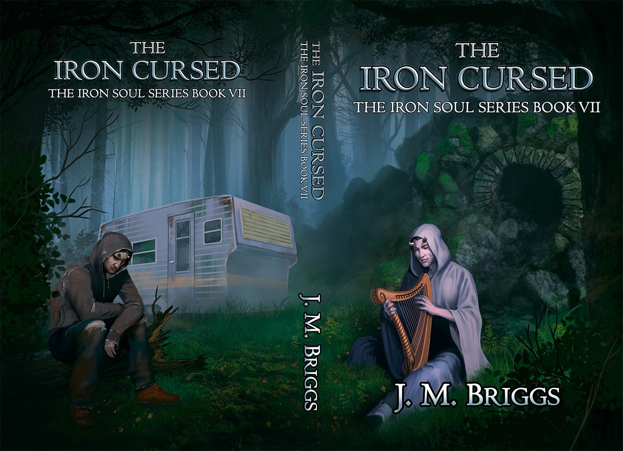 The Iron Cursed: Book 7 Cover