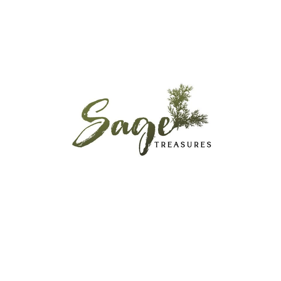 """Logo Design """"Sage Treasures"""""""