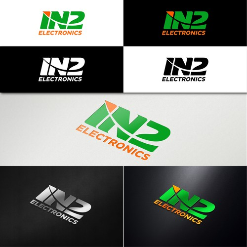 Create an eye catching logo that we can build a brand around