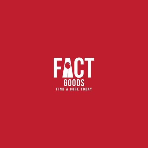 Logo for FACT GOODS