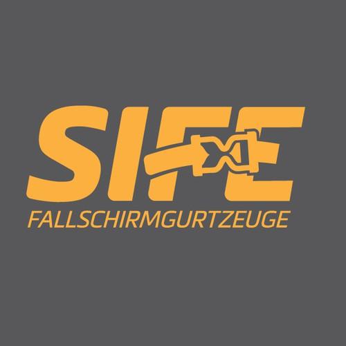 Erstellt ein Logo für Fallschirmspringer