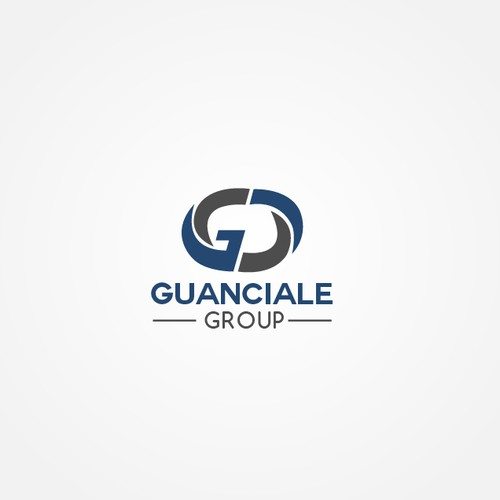 Sleek,commanding, ESTABLISHED real estate logo for Guanciale Group