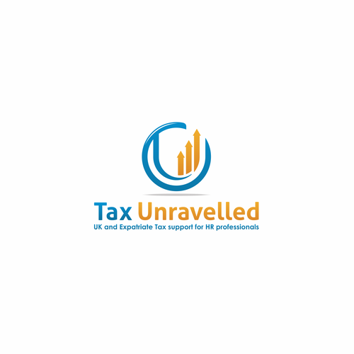 Logo concept for Tax Unravelled