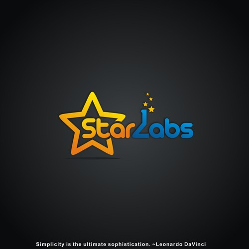 Create a winning logo for StarLabs