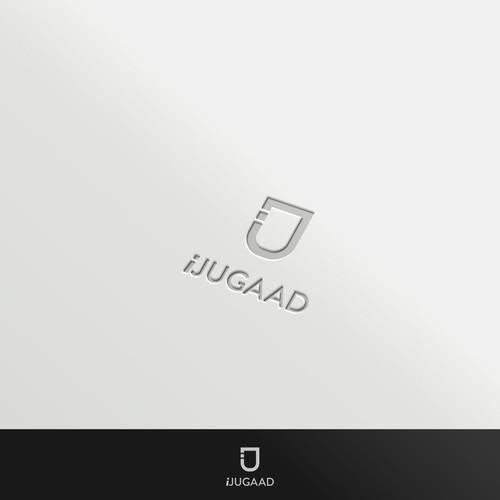 Minimalist logo for IT company