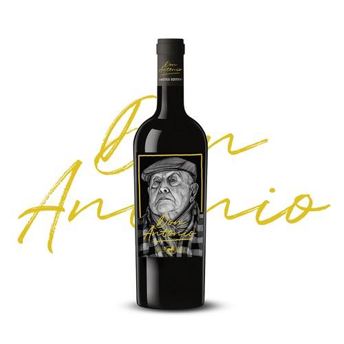 Premium Italian Red Wine - Don Antonio
