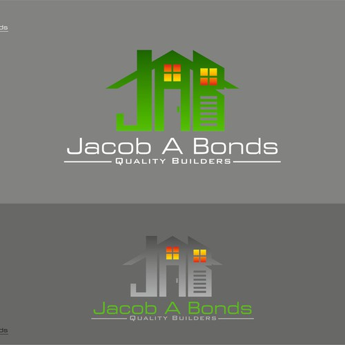 New Logo Design wanted for Jacob A Bonds General Contractor