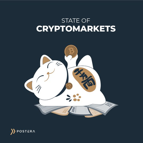State of CryptoMarkets Cat
