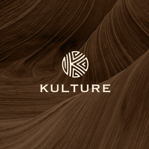 KULTURE Logo design for cool cafe and store