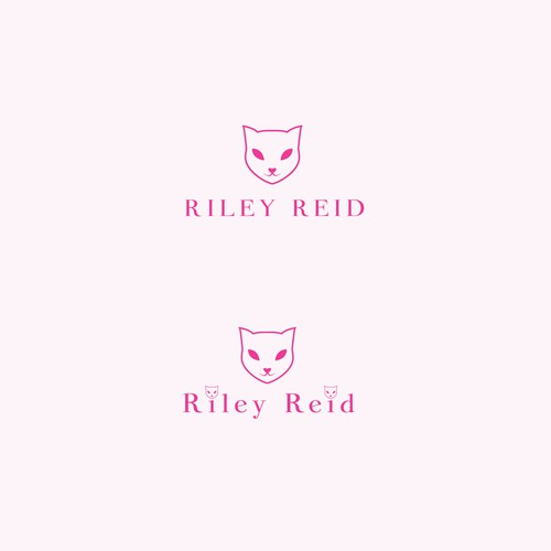 Logo for an adult entertainer