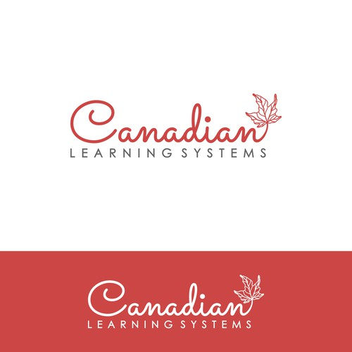 Logo For Canadian Learning System