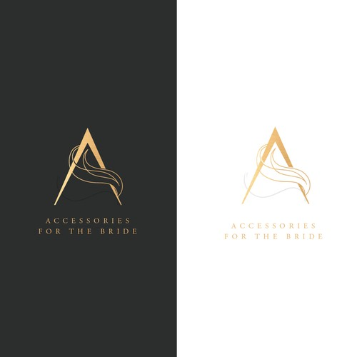 Logo concept for Accessories for the Bride