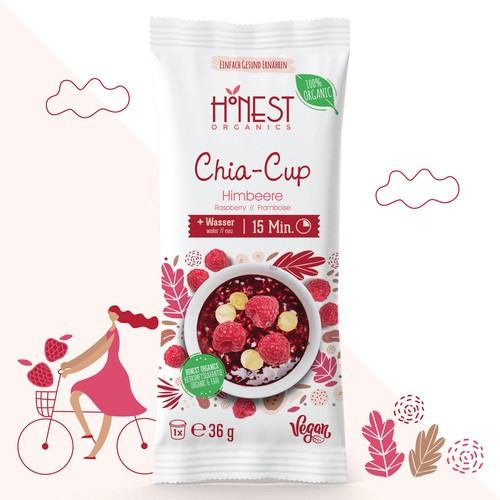 Organic Chia Cup