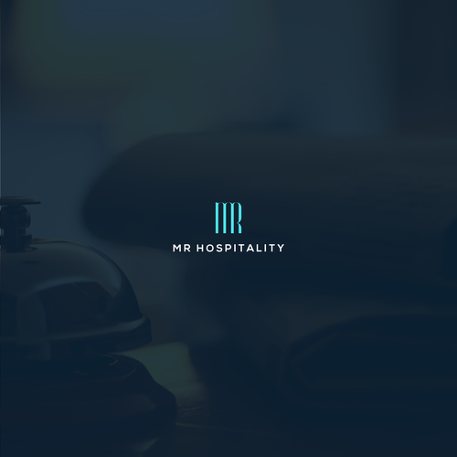 luxury logo for boutique hospitality company.
