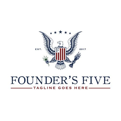 Logo Help: Founders Five