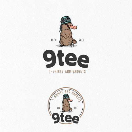 Bold logo for retail