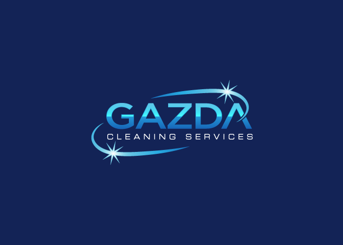 logo for Gazda Cleaning Services