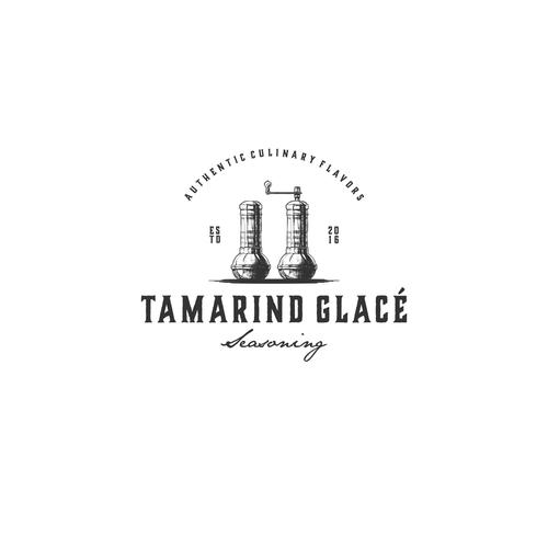 Tamarind Glace Logo Design