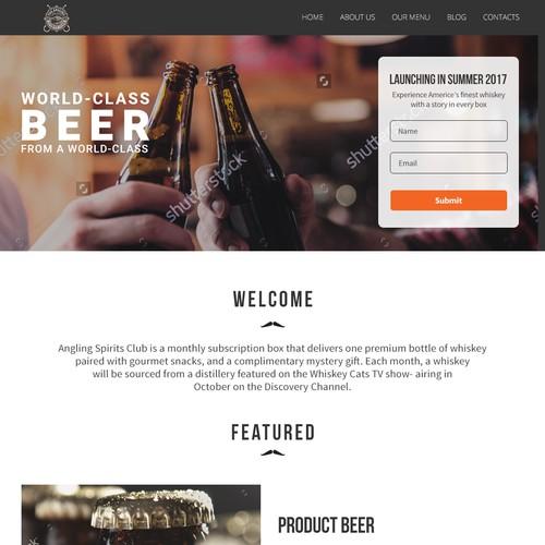Beer Launchin