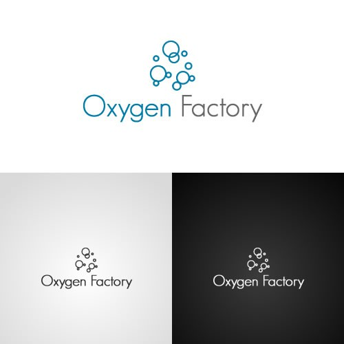 NEW LOGO FOR OXYGEN FACTORY