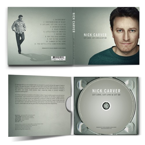 Country CD Artwork/Design