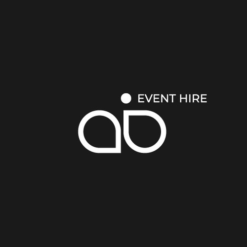 Logo design for AB Event Hire