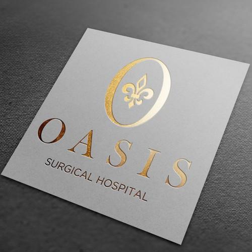OASIS SURGICAL HOSPITAL LOGO