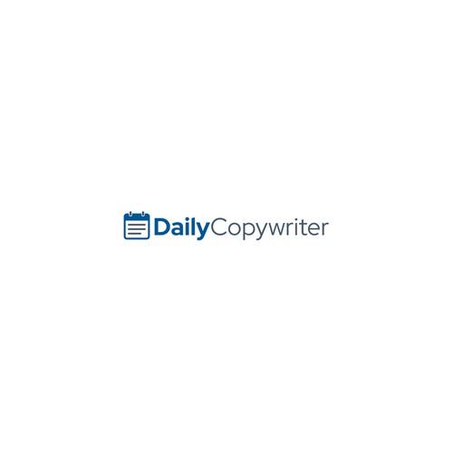 Logo Design for Daily Copywriter