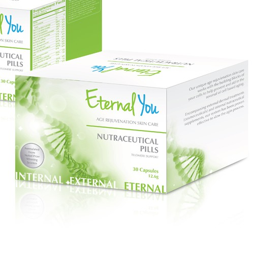 product label for Eternal You (A Division of Eternal Health Solutions LLC)