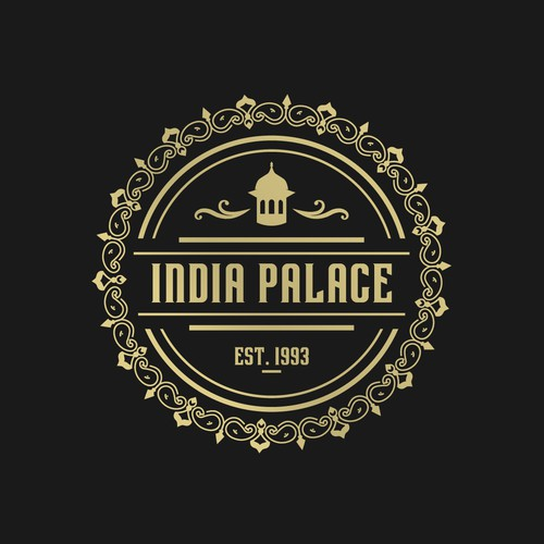 Logo for India Palace