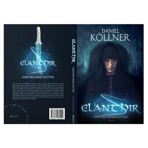 YA Fantasy Book Cover
